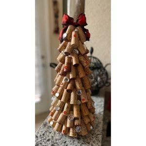 Cork Holiday Tree